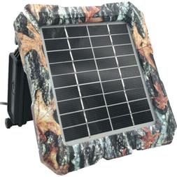 browning trail camera solar power pack
