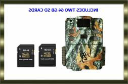 Browning BTC 5HD PX Strike Force HD Pro X Trail Camera W Two