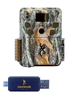 Browning BTC-5HDP Strike Force HD Pro Trail Game Camera + Ca
