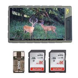 Browning Trail Cameras BTC VWR Pocket-Sized Image and Video