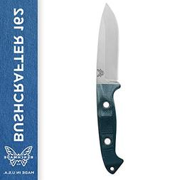 Benchmade - Bushcrafter 162 Fixed Outdoor Survival Knife Mad