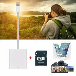 Camera SD Card Reader Lightning Adapter Trail Game Viewer iP