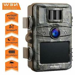 trail camera 14mp 1080p hd outdoor game