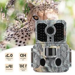 Campark Trail Game Camera 16MP HD 1080P Waterproof IR Huntin