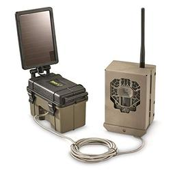 Stealth Cam Cellular Trail/Game Camera Kit, 22MP, AT&T