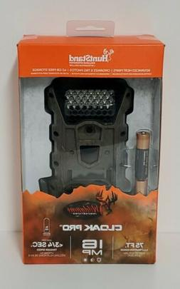 Wildgame Innovations Cloak Pro 16MP Trail & Game Camera 8X A