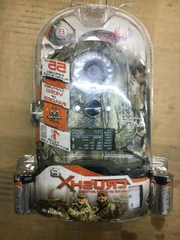 Wildgame Innovations Crush X8 Trail Cam 8mp With 8gb Memory