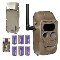 Cuddeback CuddeLink Black Flash 20MP Trail Camera with Adapt