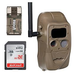 Cuddeback CuddeLink J Series  Black Flash 20MP Trail Camera