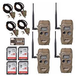 Cuddeback CuddeLink J Series Long Range IR 20MP Trail Camera