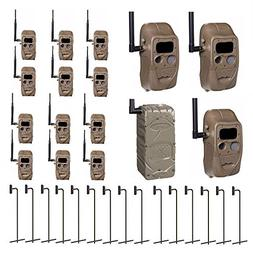 Cuddeback Cuddelink Networked Pack of 15 J-Series Wireless T