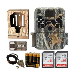 Browning Dark OPS HD 940 Micro Trail Game Camera  Box + Cabl