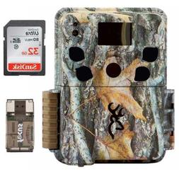 Browning Dark Ops HD Pro Trail Camera BTC-6HDP  & 32Gb Card