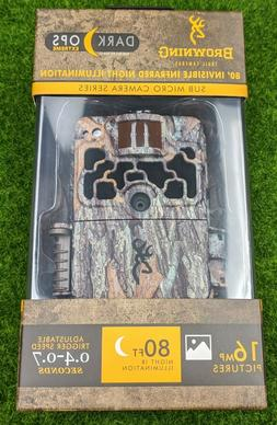 Browning Dark Ops Extreme Series Security Trail Game Camera