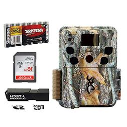 Browning DARK OPS HD PRO Trail Game Camera COMPLETE PLUS PAC
