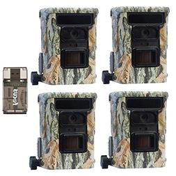4X Browning Defender 940 WiFi and Bluetooth Trail Game Camer
