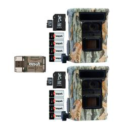 2X Browning Defender 940 WiFi and Bluetooth Trail Game Camer