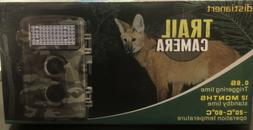 Distianert Digital Trail Camera- Easy to use to capture wild