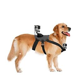 NEWTTY KAY Dog Harness Mount Chest Strap Mount for Hero 6/5