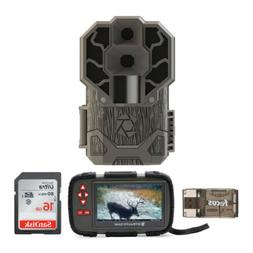 Stealth Cam DS4K 30MP 4K Trail Camera w/ Compact Viewer and