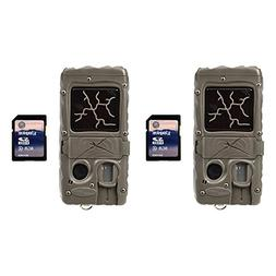 Cuddeback Dual Flash 20MP Invisible Infrared Game Camera, 2