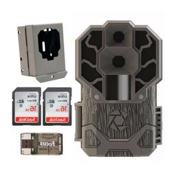 Stealth Cam Dual Sensor STC-DS4K Trail Camera  with Security