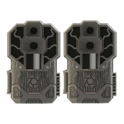 Stealth Cam Dual Sensor STC-DS4K Trail Camera  2-Pack