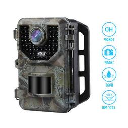 E2 16MP HD 1080P Hunting Trail Camera 0.5S Trigger Scouting