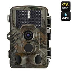 FHD Digital Trail Camera 1080P,12 Months Stand-By,Fast Shoot