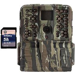 Moultrie S-50i 20MP 80-Foot FHD Video IR Game Camera + 8GB S