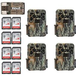 Four Browning Recon Force Advantage 20MP Trail/Game Cameras