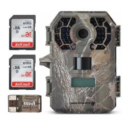 Stealth Cam G42 No-Glo Trail Game Camera STC-G42NG with 2 16