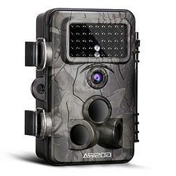 Gosira Motion Activated Trail Camera 120°Wide Sensor Detect