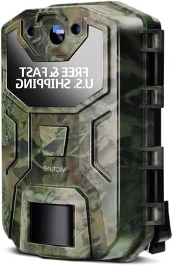 GAME TRAIL Full HD Camera 1080P 16MP Waterproof IP66 With Lo