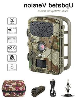X-Lounger Game Trail Camera 1080P 12MP with Sound Scouting C