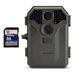 Stealth Cam 8MP No Glo Invisible Infrared Game Trail Camera