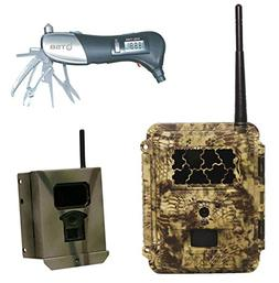 SPARTAN GoCam U.S. Cellular  Bundle with Security Box and TS