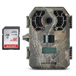 GSM Stealth Cam No-Glo Trail Game Cam with Ball Joint Mount