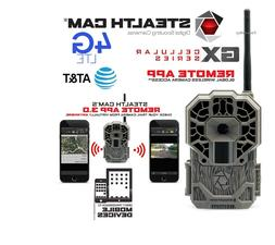 Stealth Cam GXATW GSM 4G LTE AT&T Scouting Game Trail Camera