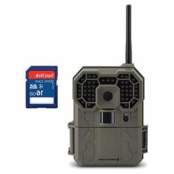 Stealth Cam GXW 12MP Wireless Game Camera with 16GB SD Card