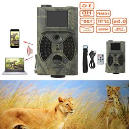 HC-300 HD Hunting Trail Digital Animal Camera 940nm Scout In
