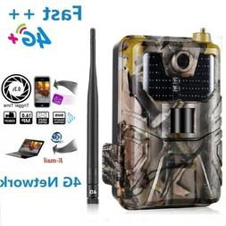 Hc-900lte 4G hunting Camera 16MP/12MP/8MP Trail Camera IP65