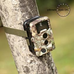 HD Hunting Trail Animal IR Night Camera Infrared Wildlife Sc