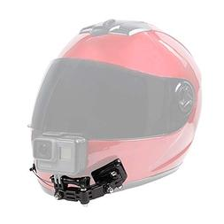SUREWO Motorcycle Helmet Chin Mount Compatible with GoPro He
