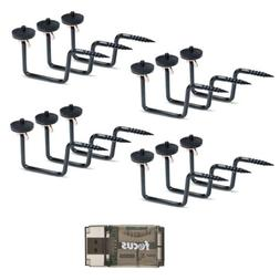 HME Products Quick Mount Trail Camera Holders, 12-Pack: Univ