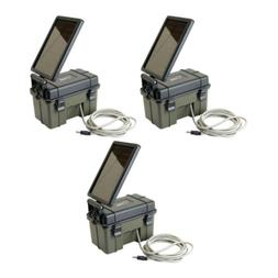 HME Trail Camera 12V / Solar Auxiliary Power Pack