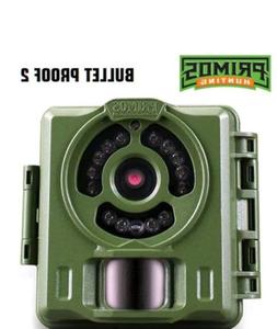 Primos Hunting Bullet Proof 2 8MP Low Glow HD Scouting Game