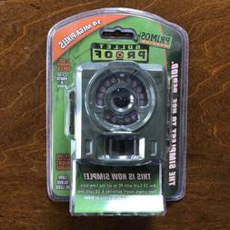 hunting bullet proof 2 trail camera carded