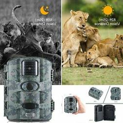 Hunting Trail Game Camera 12MP 1080P Scouting Security Trail