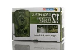 Hunting Trail Game Camera w/ Nylon Strap Easy Tree-Strap Mou